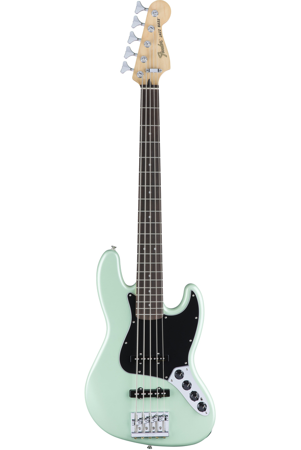 Deluxe Active Jazz Bass V PF