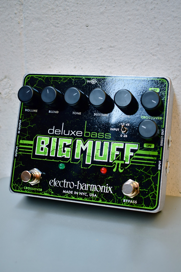 Deluxe Bass Big Muff