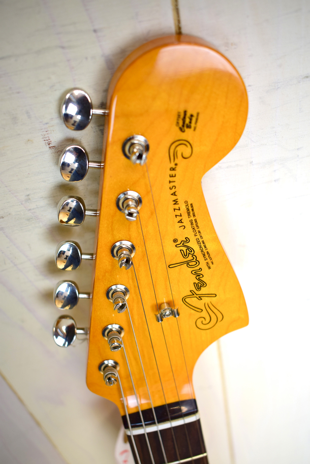 Classic Series 60s Jazzmaster Lacquer