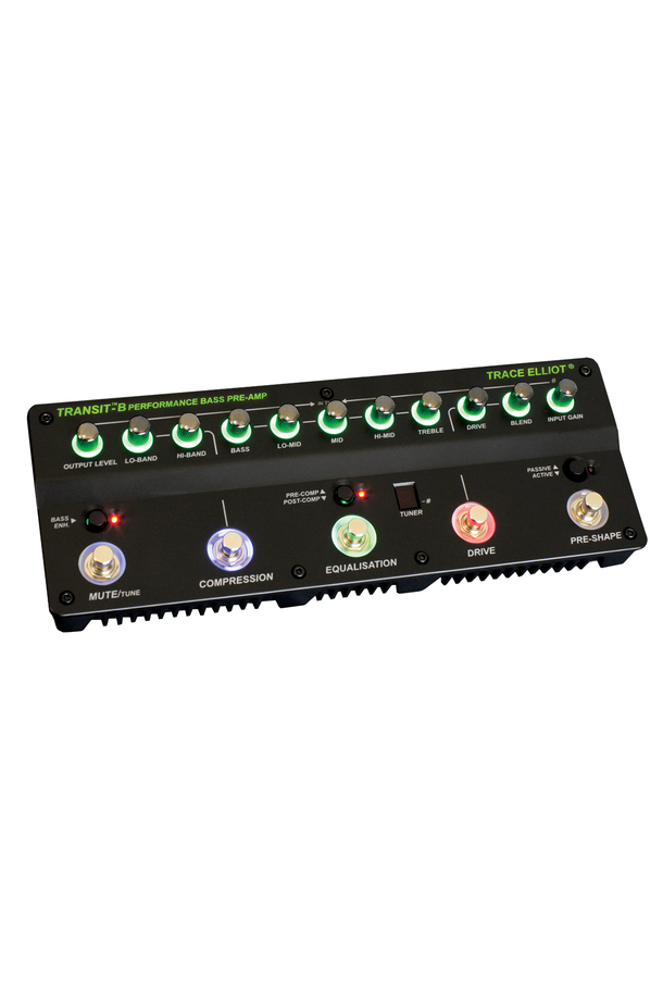 Transit B PreAmp Effects Pedal Bass