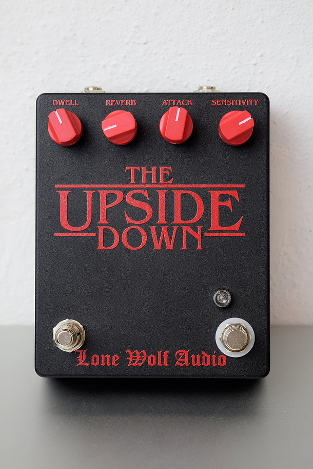 The Upside Down Reverb Pedal